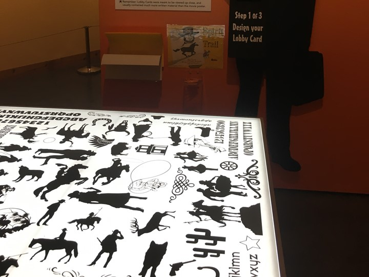 Hands-on interactive elements in museums