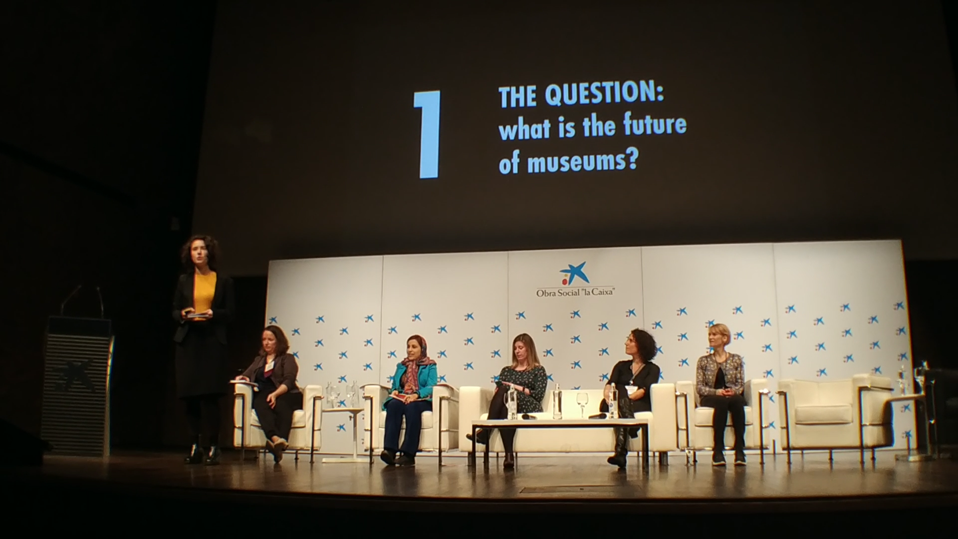 What is the future of museums?