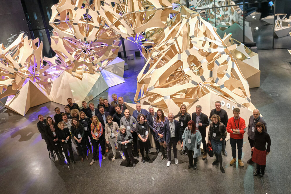 Kick-off for Future Museum research project