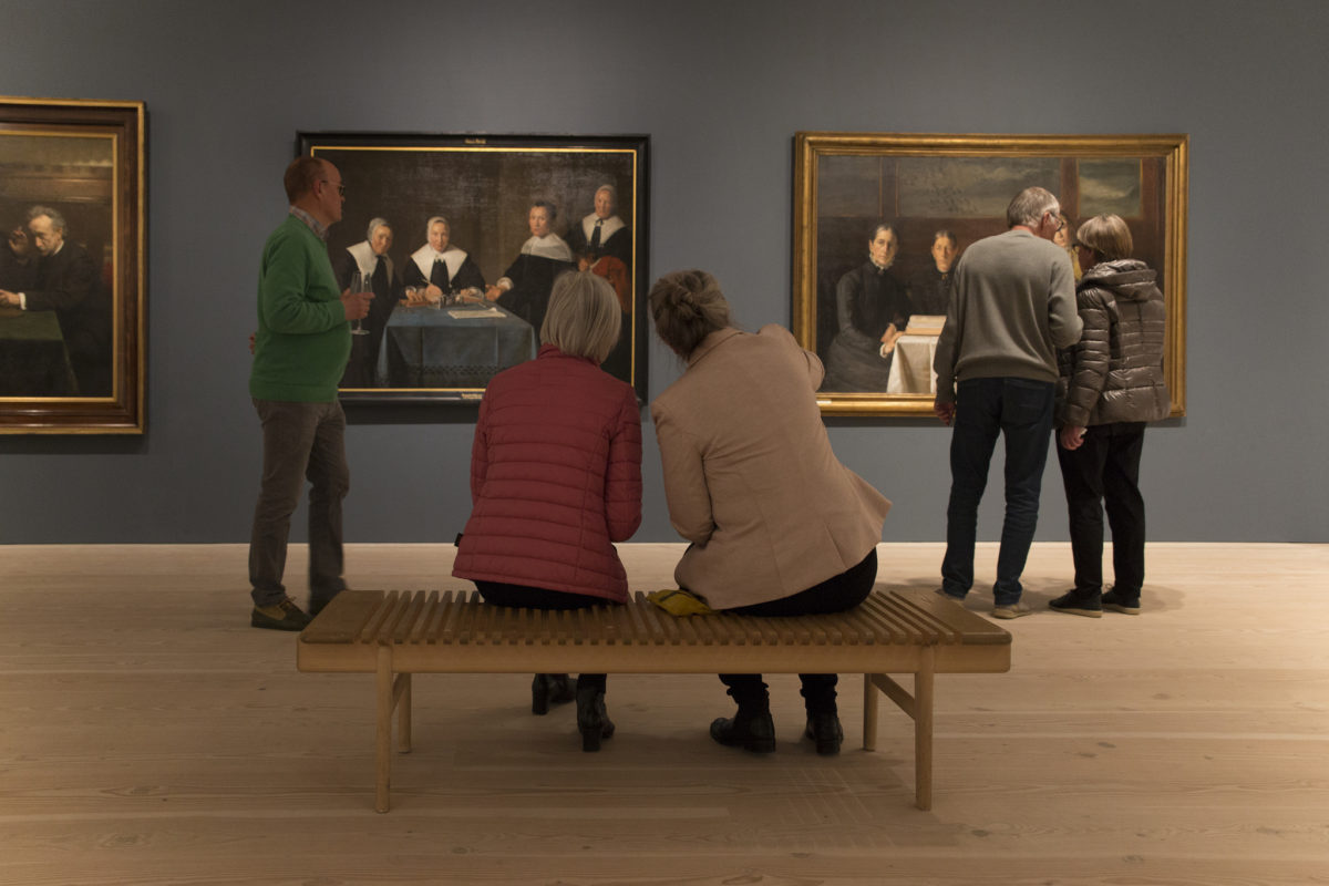 Visiting museums leads to longer lives